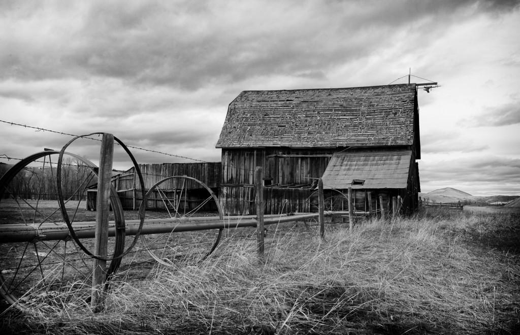 wheel barn